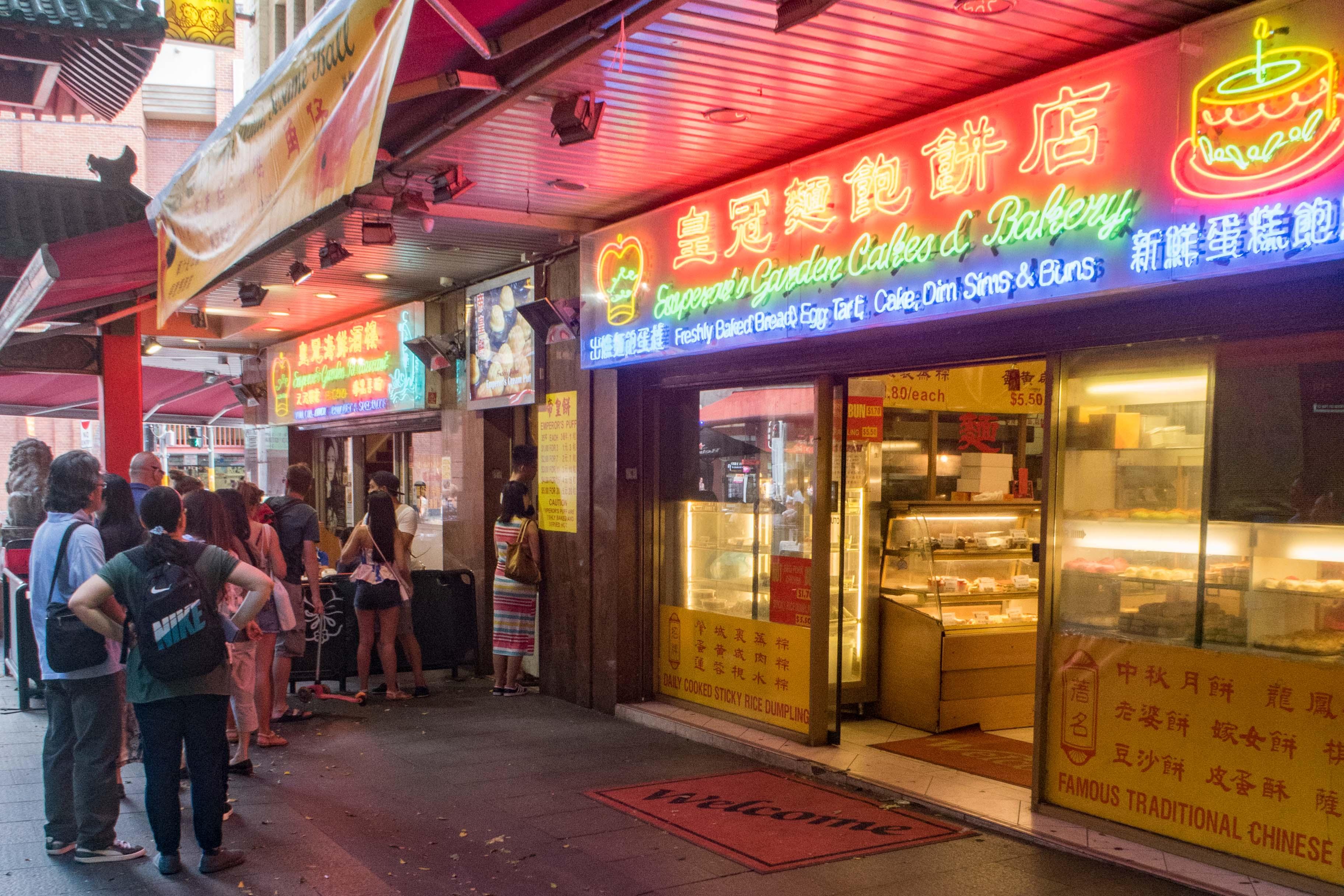 china com sydney