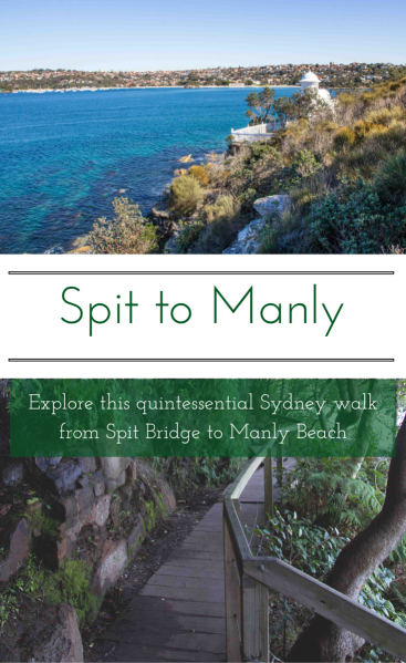 Spit to Manly