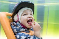 Choosing a Baby Bike Helmet
