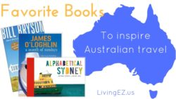 Top 6 Australian Travel Books to Inspire and Inform