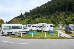 Where to Find Campervan Parking In Queenstown