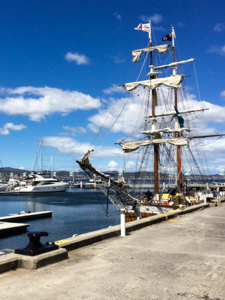 Visiting Tasmania with Kids - Hobsty