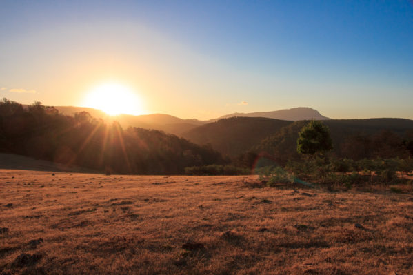Visiting Tasmania With Kids - Sunset
