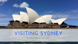 Introducing the Visiting Sydney page!