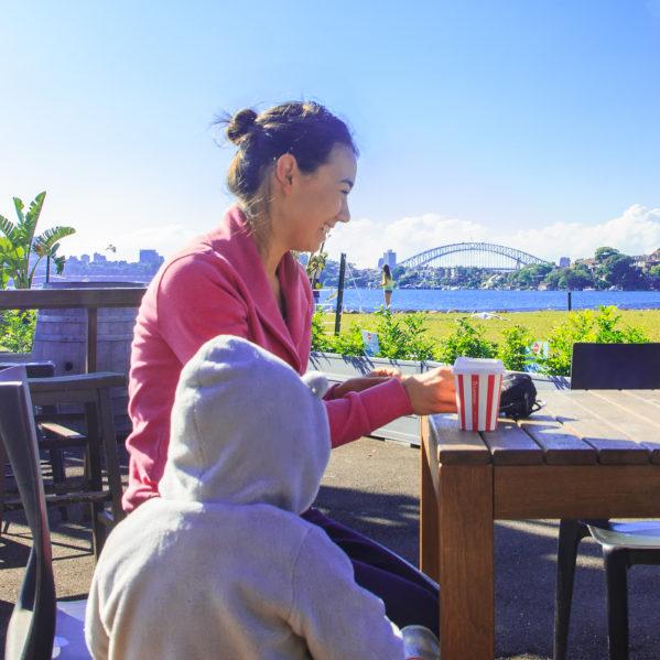 things to do on cockatoo island - Coffee