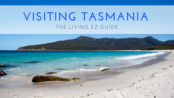 Visiting Tasmania With Kids - Banner